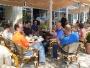 Rozlučkové kafíčko a zákusek na Makarské - zasloužíme si...