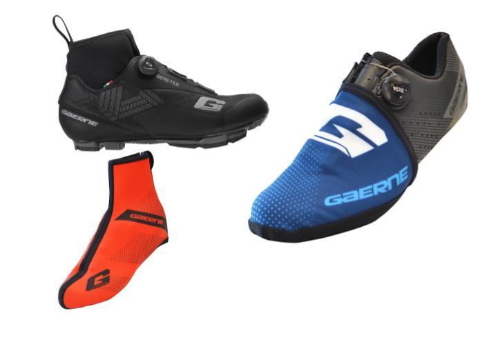 Zimní obuv pro cyklisty